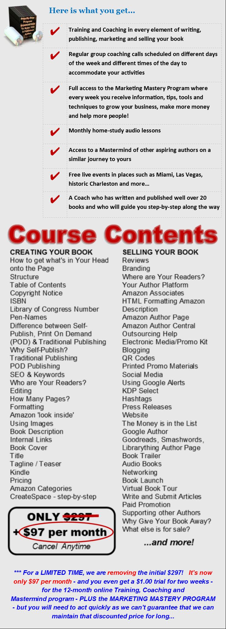 course-contents
